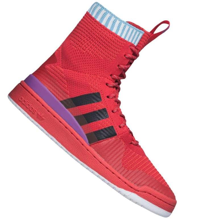Adidas Originals Forum Winter Primeknit Herren Sneaker für 53,94€ inkl. Versand (statt 75€)