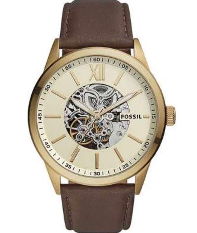 Fossil BQ2382 Flynn Herren Automatik Armbanduhr für 105,90€ inkl. Versand (statt 188€)