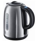 RUSSELL HOBBS Wasserkocher (3.000 Watt, schwarz/silber) für 43€ inkl. Versand