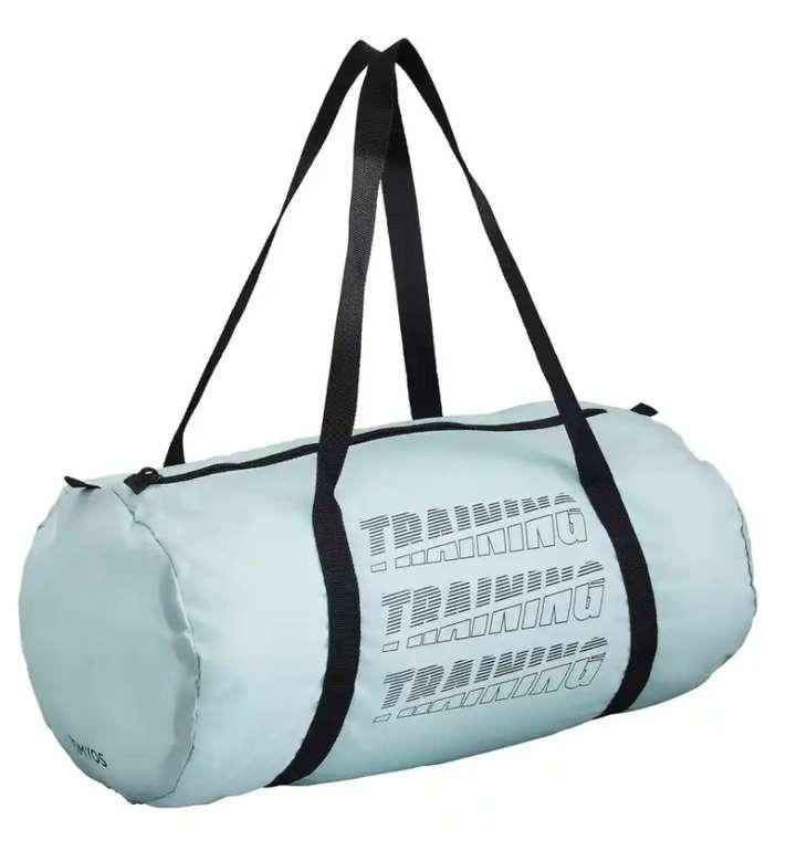 Domyos Sporttasche in Mintfarben (15 Liter) für 1,99€ zzgl. Versand (statt 5€)