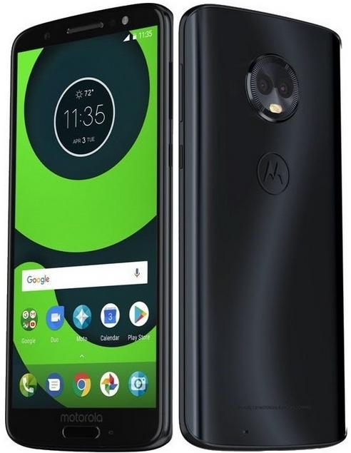 "Motorola Moto G6 Plus - 5.9"" Smartphone (64GB, 4GB RAM) + Headset für 149€"