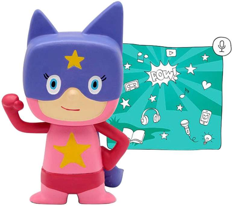 Tonies Hörfiguren für Toniebox - Kreativ Superheld Mädchen für 9,99€ (Prime)