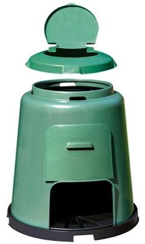 Garantia Schnellkomposter 280 Liter für 34,99€ bei Marktlieferung (statt 53€)