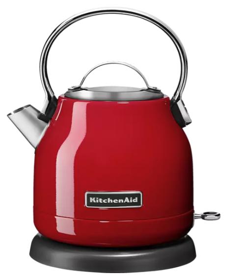 KitchenAid 5KEK1222EER Wasserkocher in Empire Rot für 54,40€inkl. Versand (statt 68€) - MM-Club!