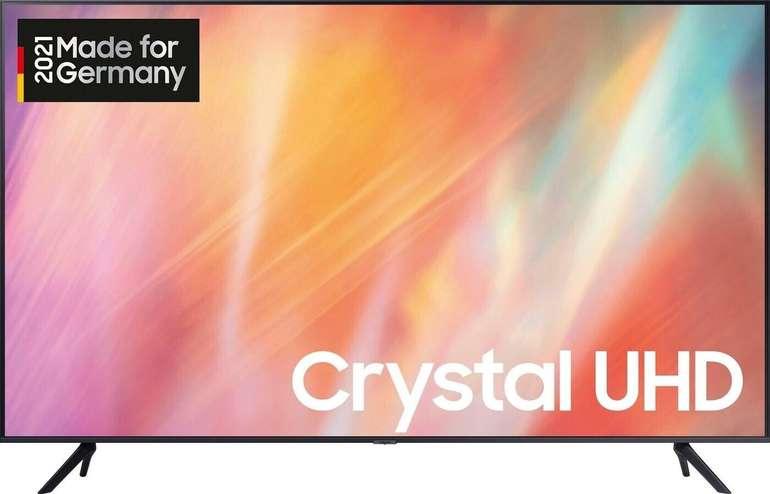 Samsung GU58AU7179U LED-Fernseher mit 58'' (UltraHD/4K, HD+, Triple Tuner) für 589€ inkl. Versand (statt 676€)