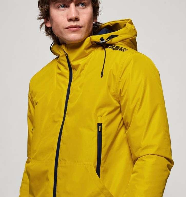 Superdry Sale: 20% Rabatt auf das eBay Superdry-Sortiment, z.B. Herren Wattierte Elite Jacke für 67,19€