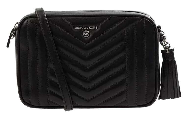 Michael Kors Jet Set Charm Crossbody Bag aus Leder für 104,99€ inkl. Versand (statt 151€)