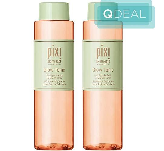 2x 250ml Pixi Glow Tonic mit Glycolsäure ab 32,15€ inkl. Versand (statt 39€)