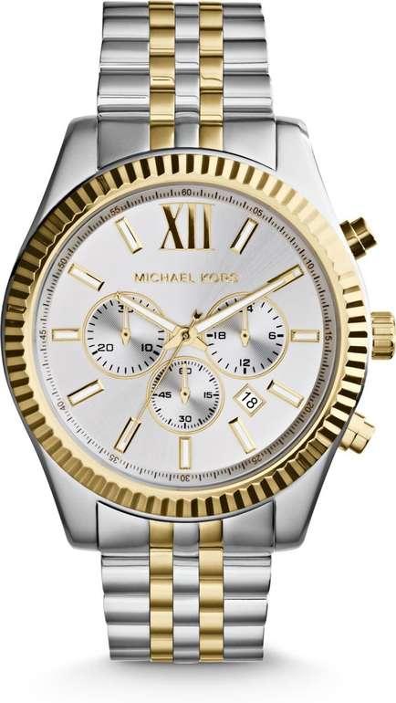 Michael Kors MK8344 Lexington Herren Chronograph für 122,97€ (statt 141€)