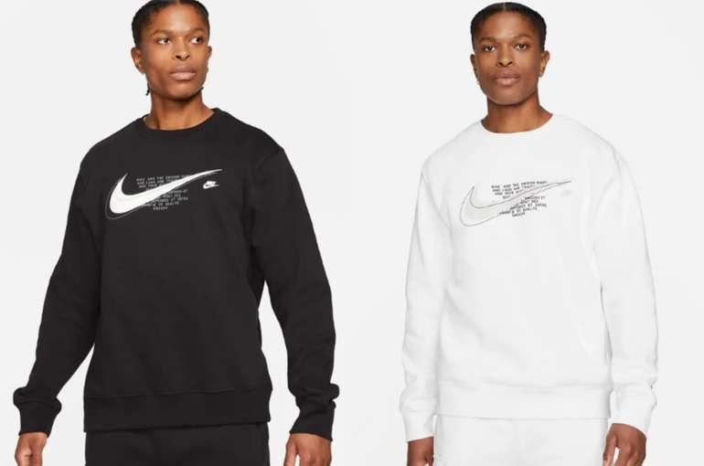 Nike Sportswear Court Fleece-Rundhalsshirt für 34,97€inkl. Versand (statt 54€) - Nike Membership!
