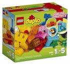 Lego Duplo - Kreativ-Bauset bunte Tierwelt (10853) für 19,99€ inkl. Versand