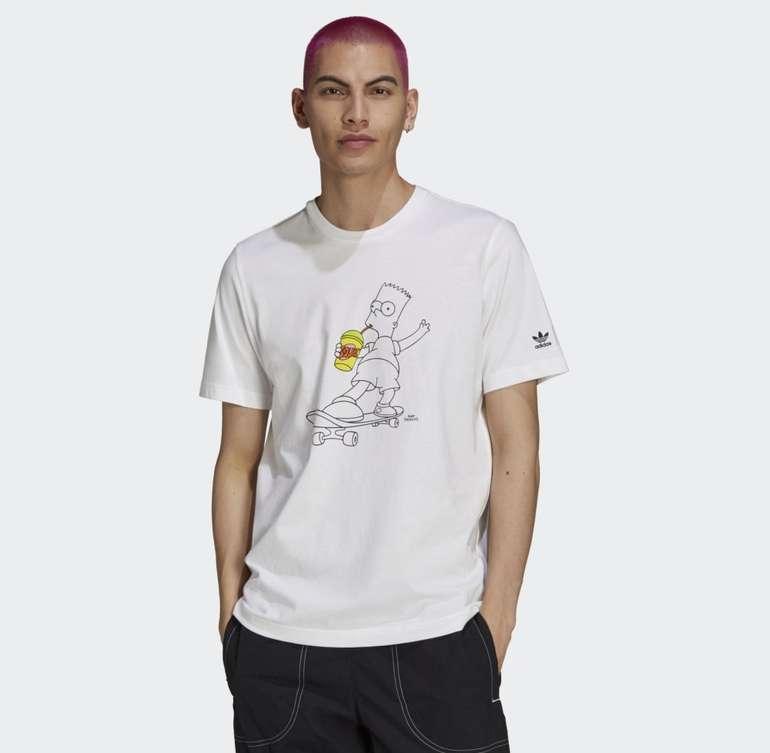 Adidas Simpsons Squishee Herren T-Shirt für 24,75€ inkl. Versand (statt 28€) - Creators Club!