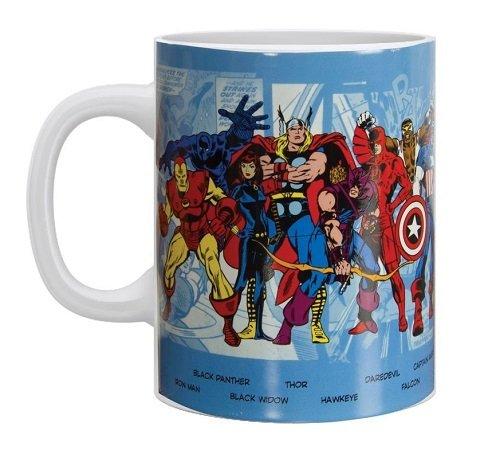 Paladone Flashpoint 510227 Marvel Comics Charaktere Tasse für 9€ inkl. VSK