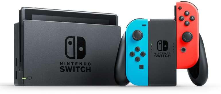 Nintendo Switch rot/blau (1€) + MD Telekom green Allnet Flat mit 26 GB LTE für 24,99€ mtl.