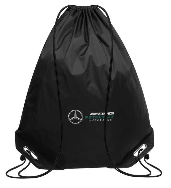 Mercedes AMG Petronas Gym Bag Turnbeutel für 11,94€inkl. Versand (statt 25€)