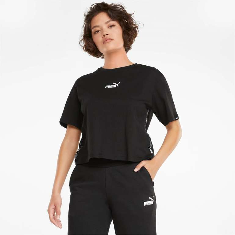 Puma Power Cropped Damen T-Shirt für 15,96€ inkl. Versand (statt 24€)