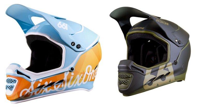 MTB SixSixOne Reset MIPS Fullface Helm