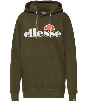 Ellesse Torices Hoodie in khaki für 35,99€ inkl. Versand (statt 48€)