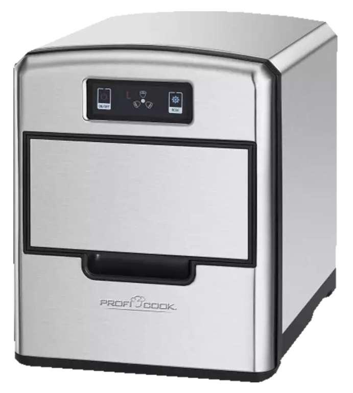 Profi Cook PC-EWB 1187 Eiswürfelbereiter (130 Watt, Edelstahl) für 91,99€ (statt 135€) - Newsletter Gutschein!