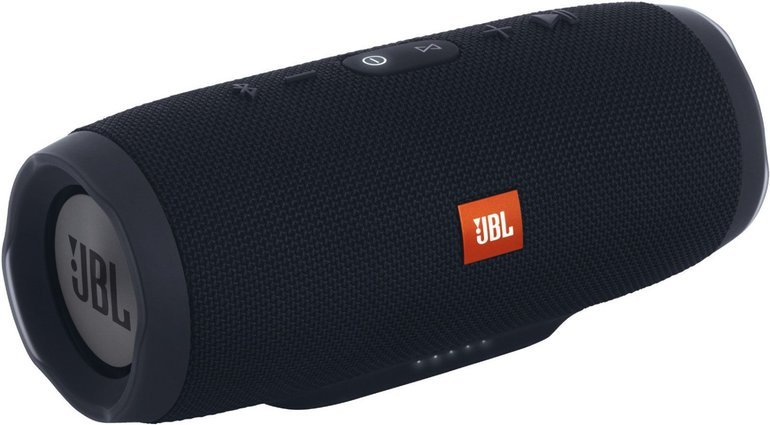 JBL Charge 3 Bluetooth-Lautsprecher + JBL T110 BT Kopfhörer für 99€ inkl. VSK