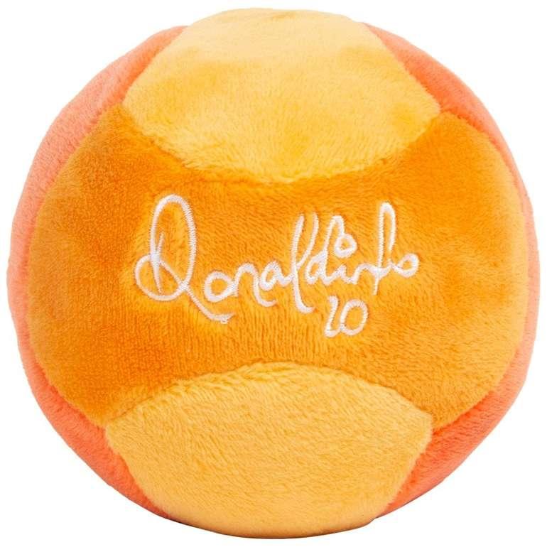 Ronaldinho Plüschball 18192 für 4,78€ inkl. Versand (statt 7€)