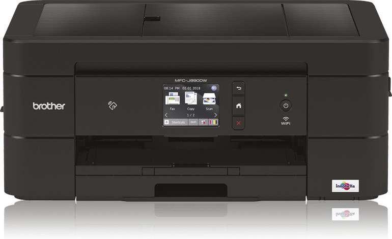 Brother MFC-J890DW Multifunktionsdrucker für 194,89€ inkl. Versand (statt 232€)