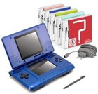 Nintendo DS Handheld Konsole + 5 gratis Spiele für 34,99€ (B-Ware)