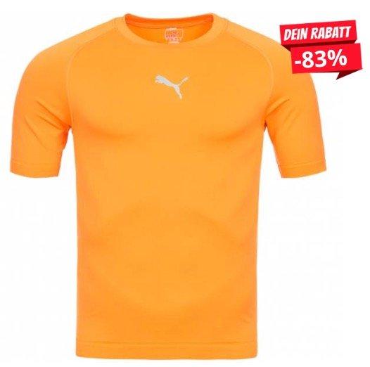 Puma Bodywear Funktionsshirt Pro Baselayer für je 5,55€ zzgl. Versand