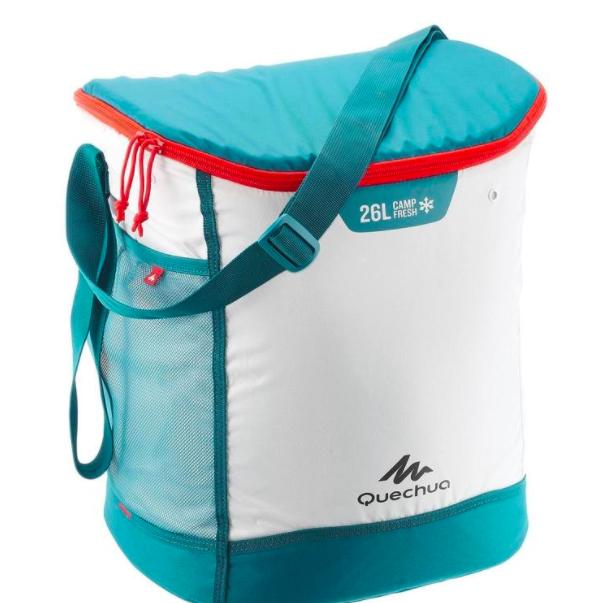 Kühltasche QUECHUA Camp Fresh 26 für 14,99€ bei Filiallieferung