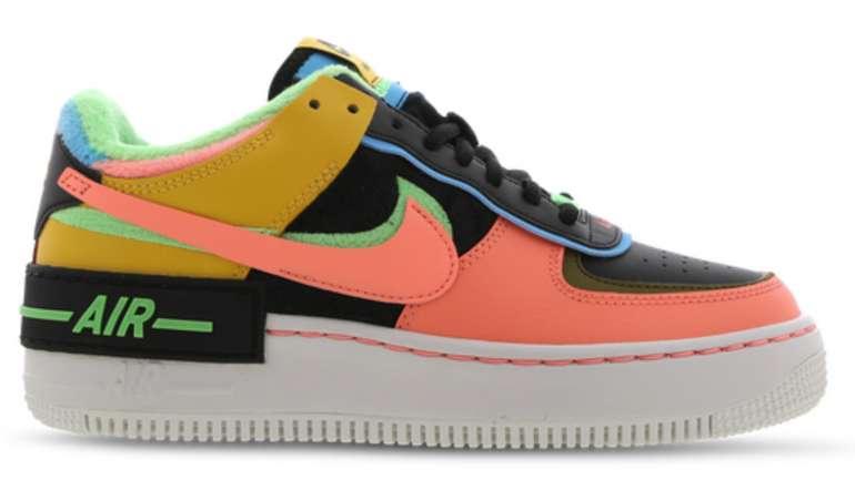 Nike Air Force 1 Shadow SE Damen Sneaker für 79,99€inkl. Versand (statt 120€)
