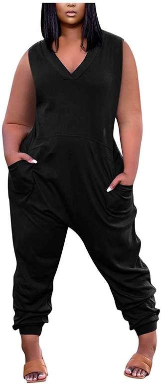 Huyuri Damen Jumpsuit ab 9,99€ inkl. Versand (statt 16€)