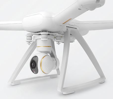 Xiaomi Mi 4K Drohne mit Gimbal & WLAN nur 380,55€ inkl. Versand
