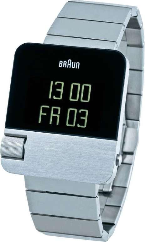 """Braun Prestige Watch """"BN0106SLBTG"""" für 199,10€ inkl. Versand (statt 484€)"""