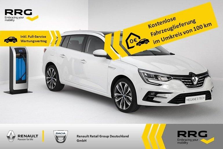 Renault Megane Grandtour Plug-in Hybrid Leasing