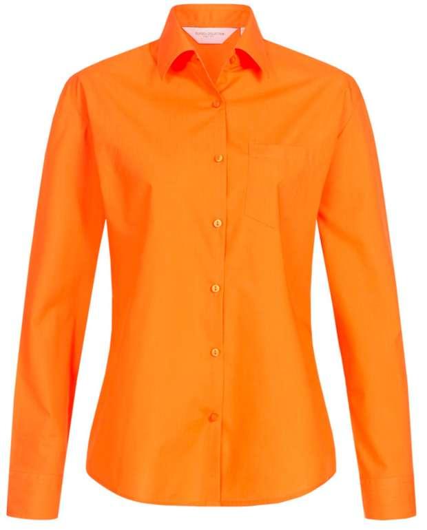 Russell Short Sleeve Pure Cotton Poplin Herren Hemd für 5,06€ inkl. Versand (statt 9,50€)