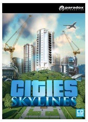 Cities: Skylines (Steam: PC oder Mac) für 4,09€ / Deluxe für 4,69€