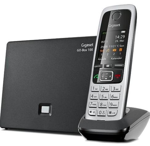 Gigaset C430A Go – schnurloses Telefon mit Anrufbeantworter für 59,90€
