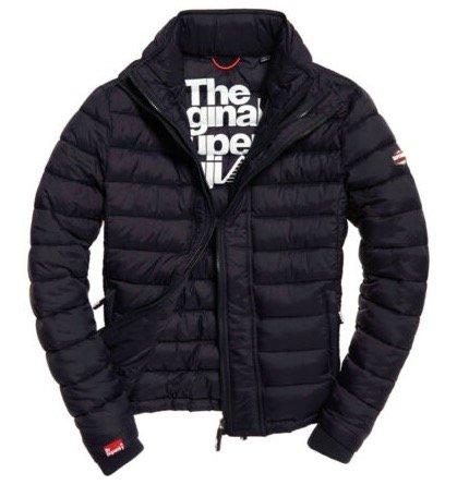 Verschiedene neue Superdry Jacken (Herren) für 31,46€ inkl. Versand