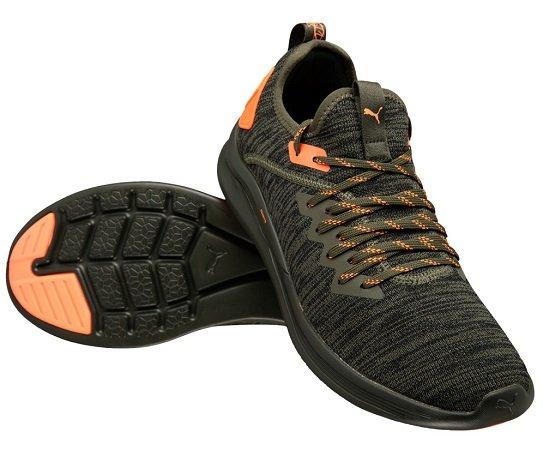 PUMA Ignite Flash evoKNIT Unrest Herren Sneaker für 38,94€ inkl. VSK
