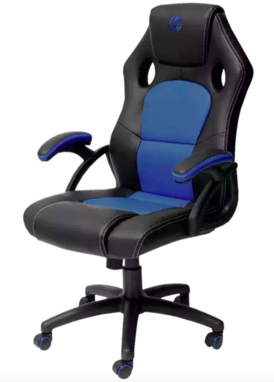 Saturn Entertainment Weekend Deals - z.B. Nacon CH-310 Gaming Stuhl in Schwarz/Blau für 89€ (statt 149€)
