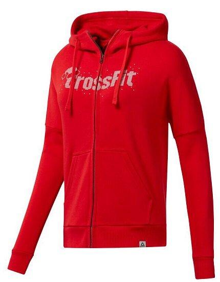 Reebok Sale mit bis zu -63% Rabatt - z.B. Damen Kapuzensweatjacke für 24,99€ zzgl. Versand