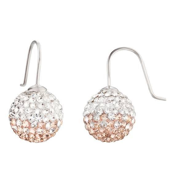 Engelsrufer Ohrhänger Crystal Ball 925 Sterling Silber für 19,15€ inkl. Versand