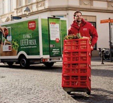 12€ REWE Lieferservice Gutschein für Neu- und Bestandskunden (Mindestbestellwert: 85€)