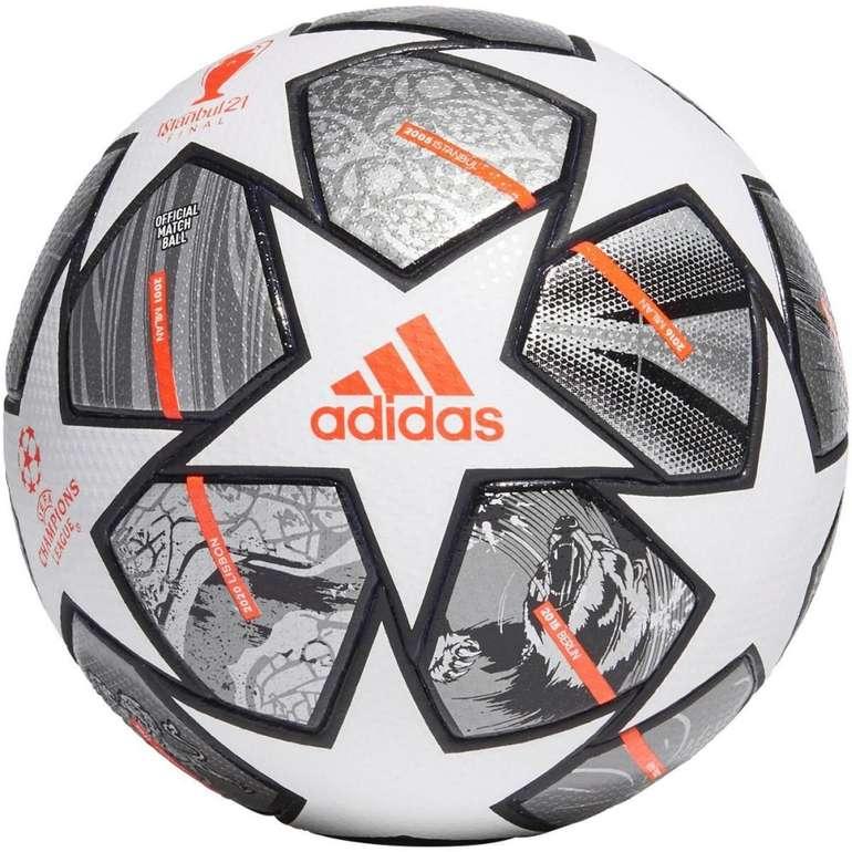 """Adidas Fußball """"Finale 21 20th Anniversary UCL Pro"""" für 55,99€ inkl. Versand (statt 78€)"""