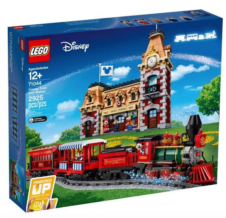 Lego Disney Zug mit Bahnhof (71044) für 230,99€ inkl. Versand (statt 315€)