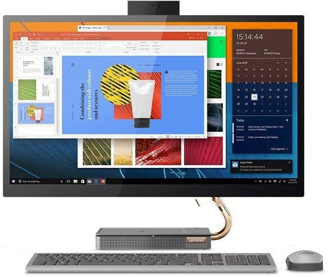 "Lenovo IdeaCentre AIO 5i - 27"" All-In-One PC (i5, 16GB RAM, 512GB SSD, GTX1650) für 989€ (statt 1269€) - Newsletter!"
