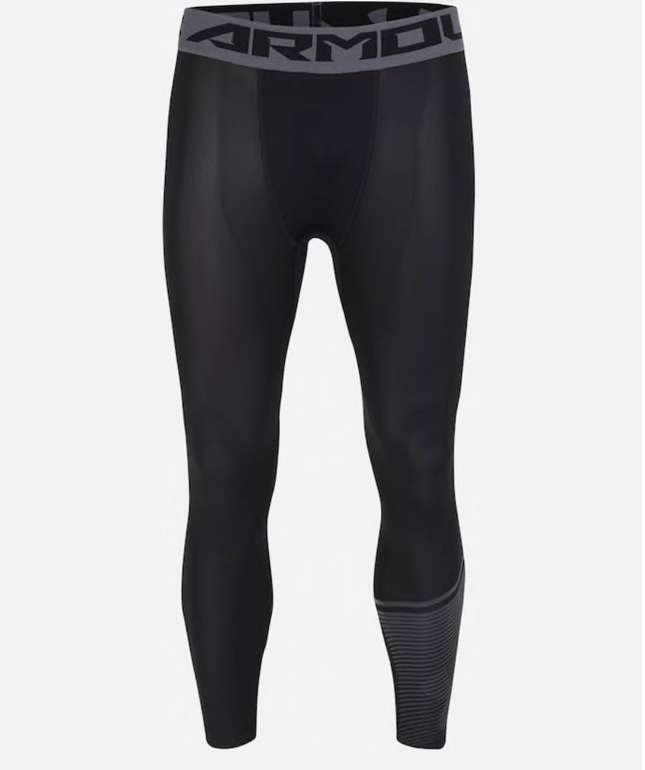 "Under Armour Herren Hose ""UA HG Armour 3/4 LEG Nov"" für 23,71€ (statt 35€)"