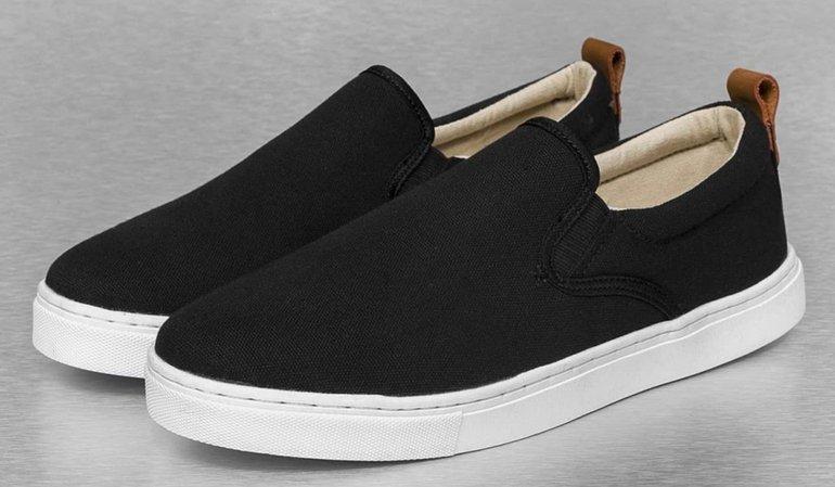 """Dickies Sneaker/Slipper """"Kansas"""" (blau, schwarz, violett) für 16,10€ statt 23€"""