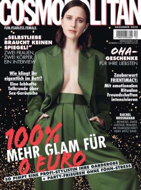 Cosmopolitan im Jahresabo für 40,60€ + z.B. 40€ Bestchoice Gutschein