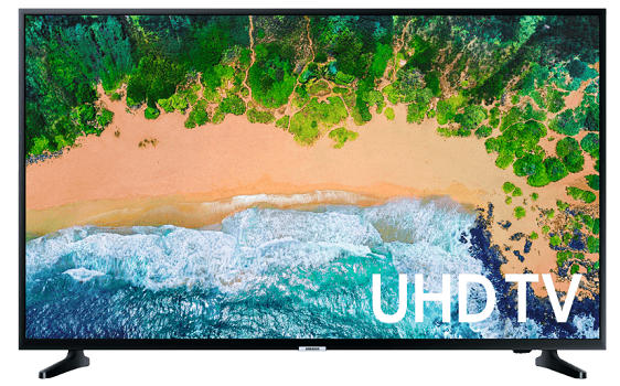 Samsung UE65NU7099U - 65″ LED Smart-TV für 819,90€ (statt 820€) + 70€ Coupon